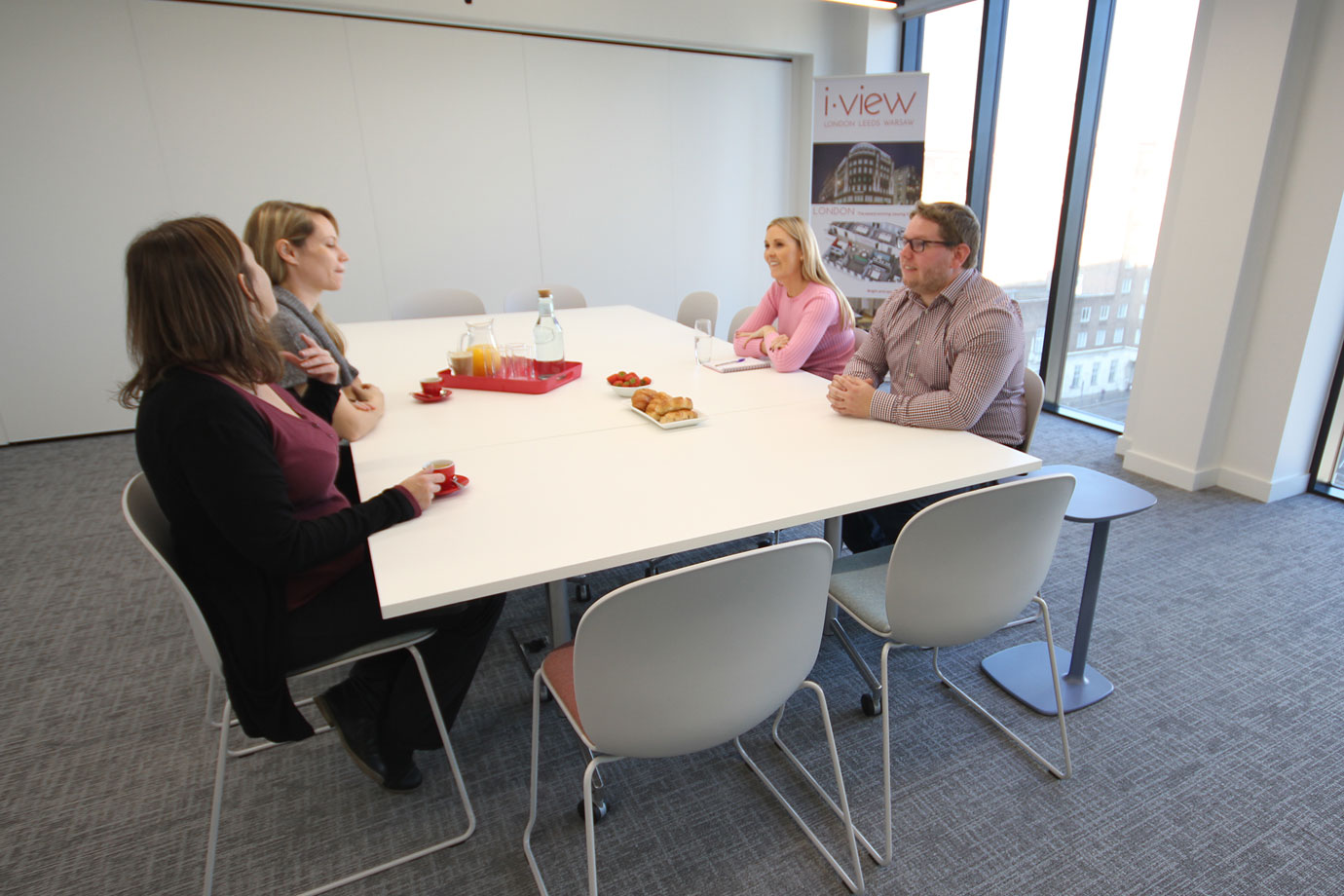 Meeting rooms & Events at i-view Leeds